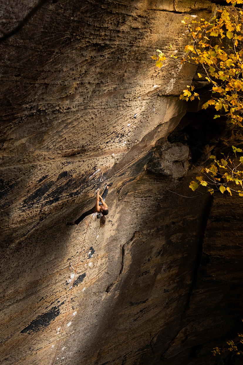 Daniel Goida; Golden Hour; Adventure category winner; 2020 Appalachian Mountain Photography Competition & Exhibition.