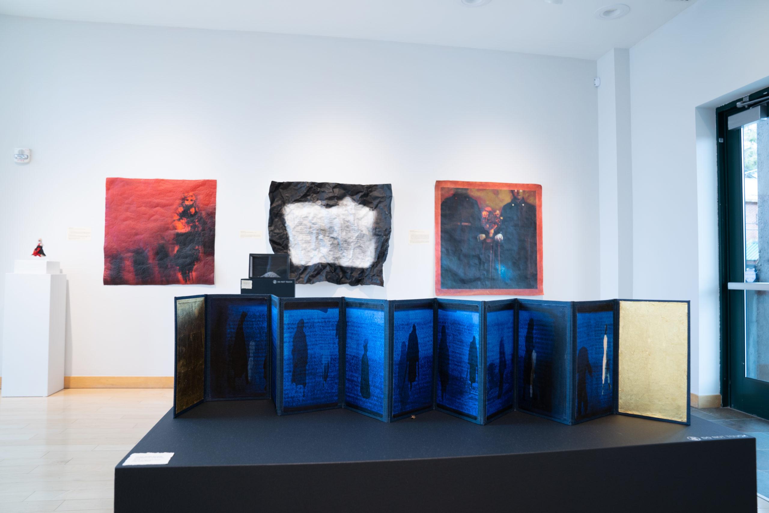 Turchin Center Art