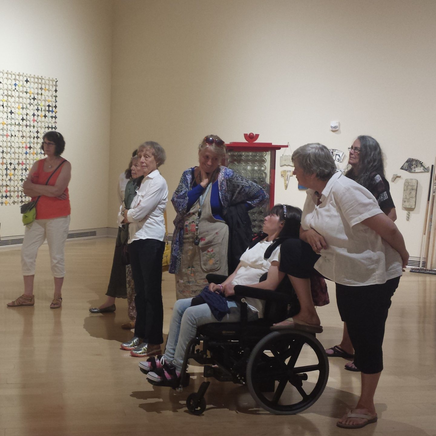 museum accessibility