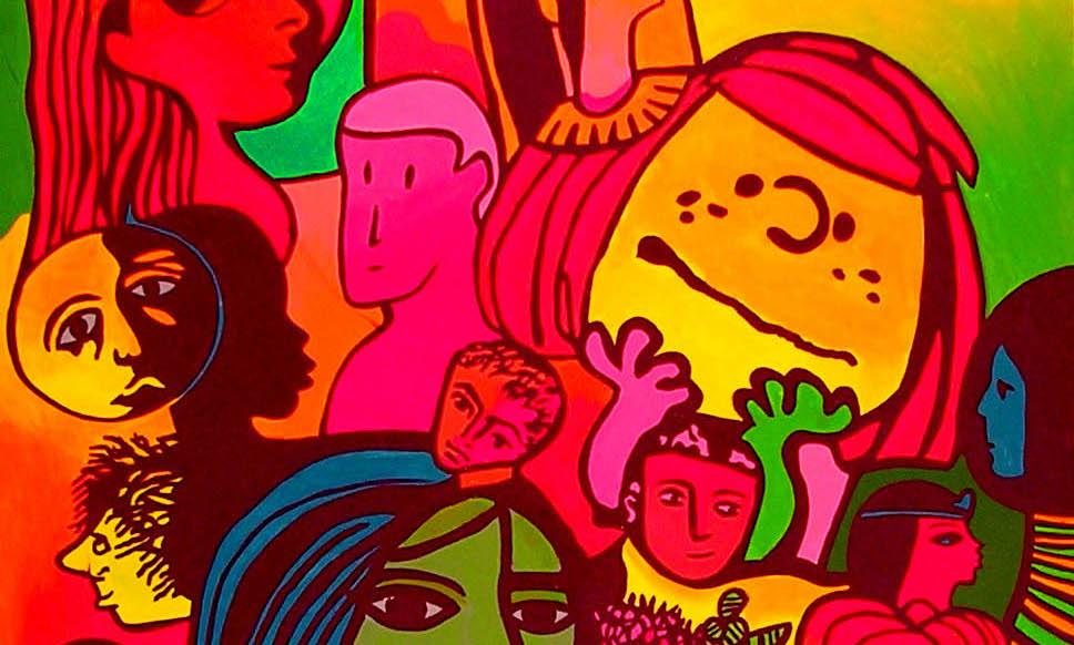 Community HIV Awareness Mural