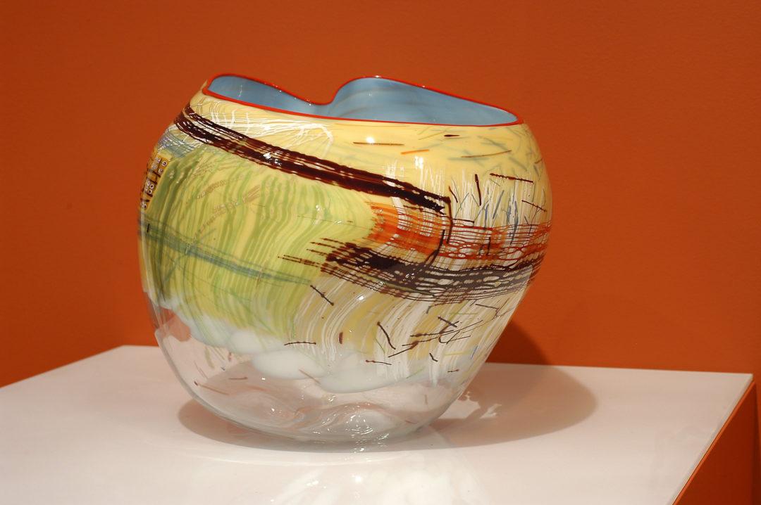 Where There's Smoke… Ceramics and Glass