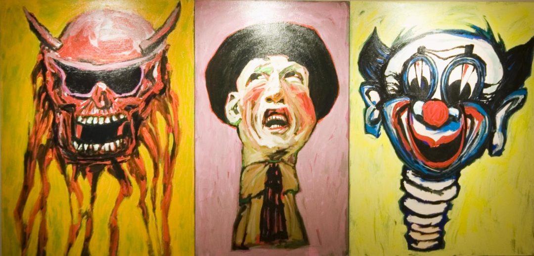 Arnold Mesches: It's a Circus