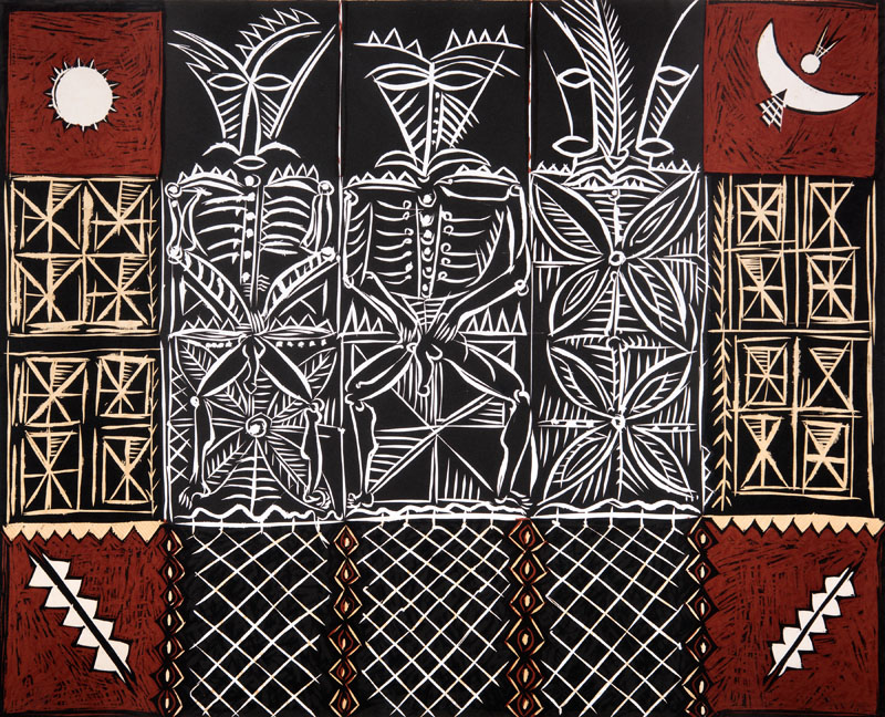 Art from Down Under: Australia to New Zealand