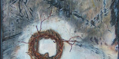 Crucifixion Series: Defining Love: A Collection of New Paintings by Aaron Smith