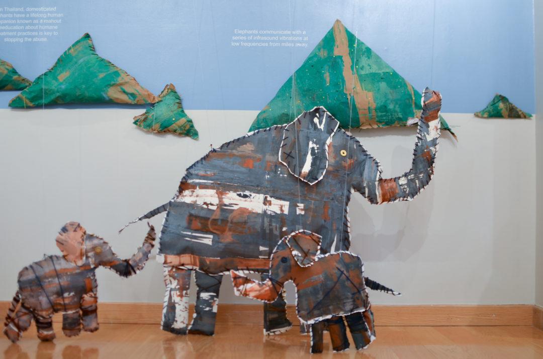 The Elephantine in the Anthropocene: Kelsey Merreck Wagner