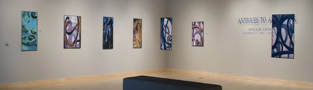 Hollis Chatelain: Antiques to Abstracts