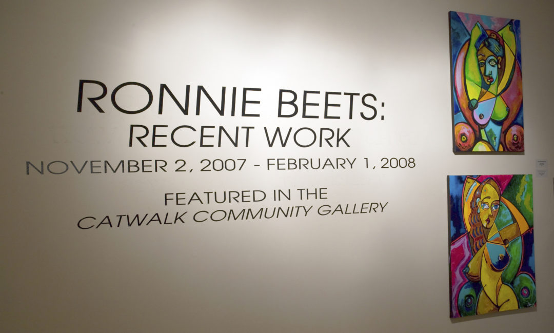 Ronnie Beets: Recent Work