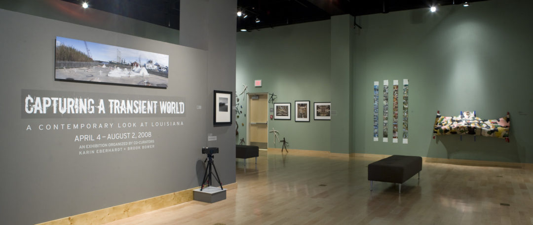 Capturing a Transient World: A Contemporary Look at Louisiana
