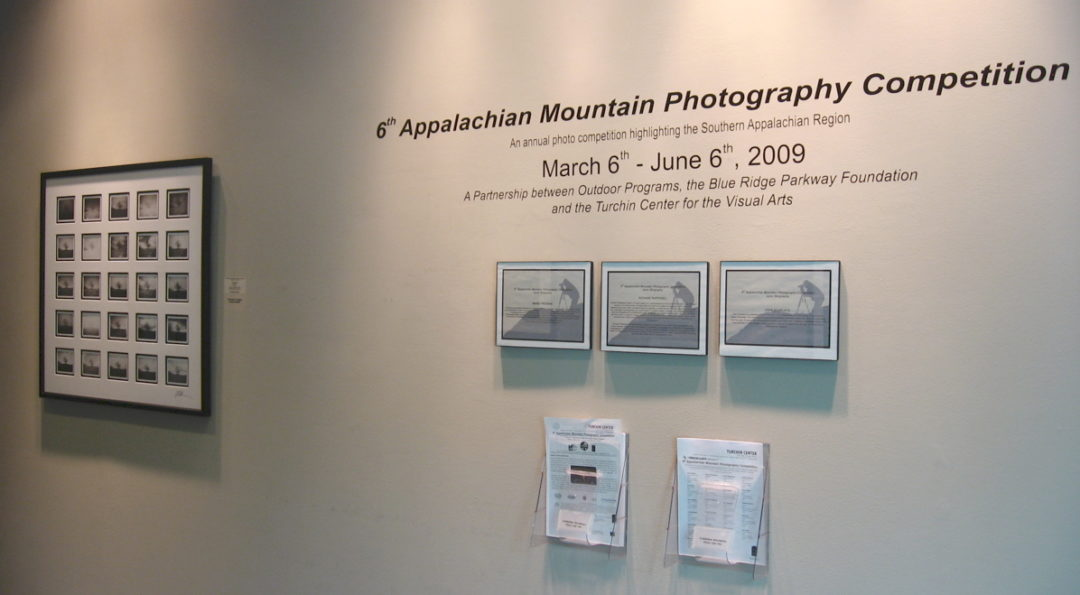 6th Appalachian Mountain Photography Competition
