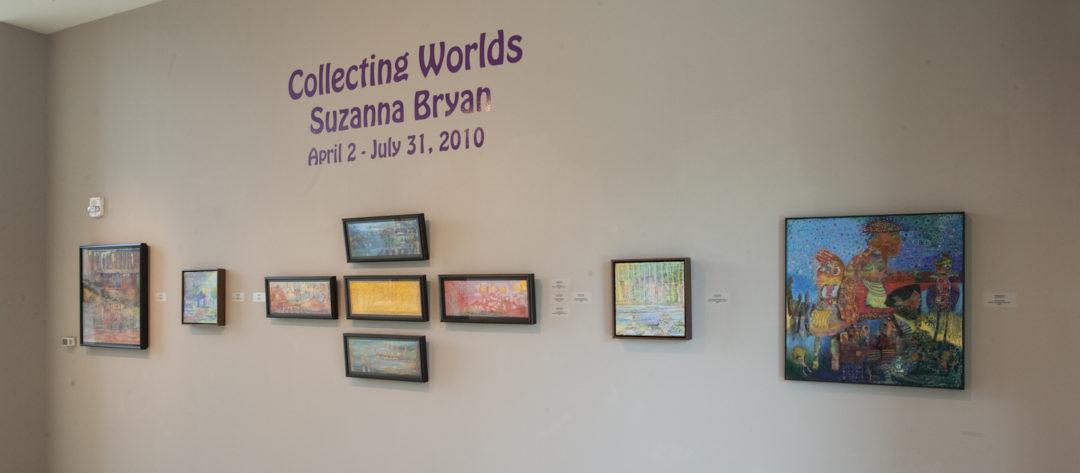 Collecting Worlds: Suzanna Bryan