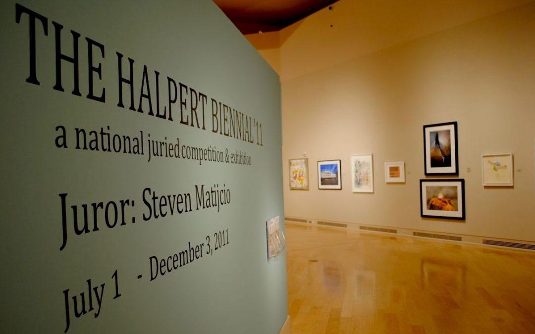 The Halpert Biennial '11: a national juried competition & exhibition