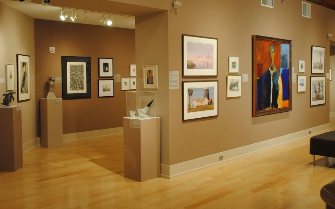 Selections: Works from the Turchin Center Permanent Collection