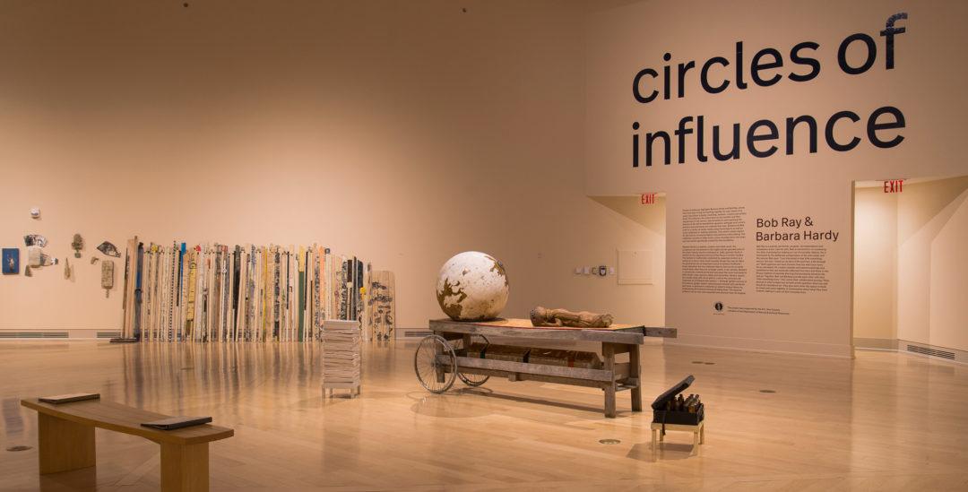 Circles of Influence: Barbara Hardy & Bob Ray