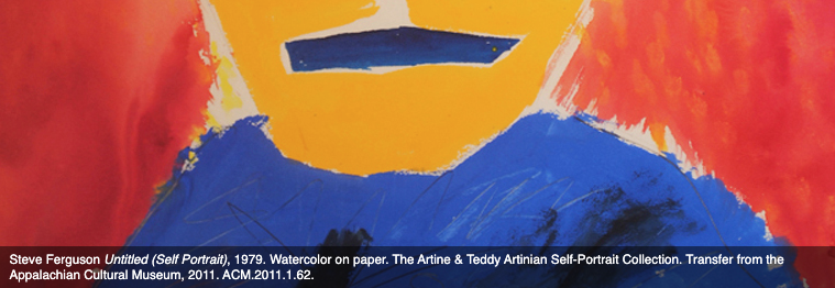 The Artine & Teddy Artinian Self-Portrait Collection: Selections from the Permanent Collection