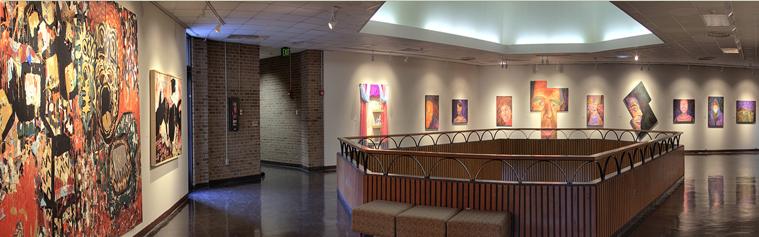 BFA Senior Studio Exhibition Fall 2012