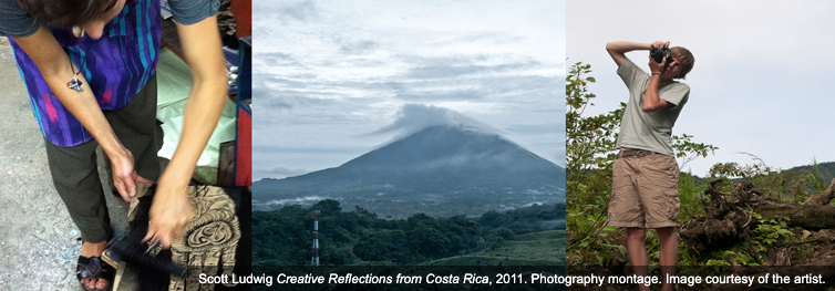 Reflections on Costa Rica: Students & Faculty Creatively Respond to An International Travel Experience