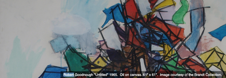 Robert Goodnough: Abstract Expressionism & Beyond