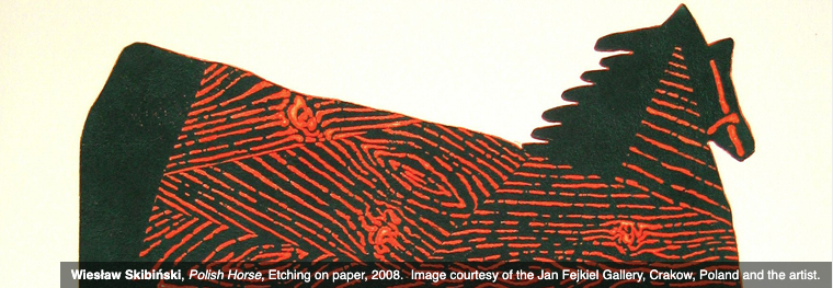 International Focus Series: IV. Visible / Invisible. Print of the XXI Century. Jan Fejkiel Gallery Collection