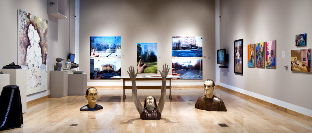 North Carolina Arts Council Artist Fellowship Award Exhibition