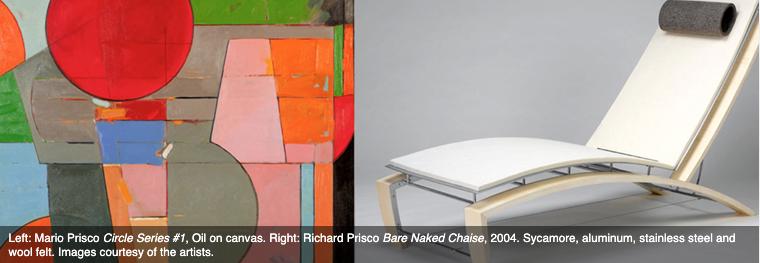 Padre e Figlio: Father and Son Works by Mario Prisco and Richard Prisco