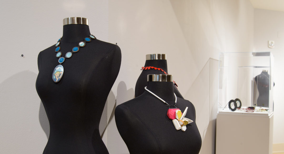 Color Me This: Contemporary Art Jewelry