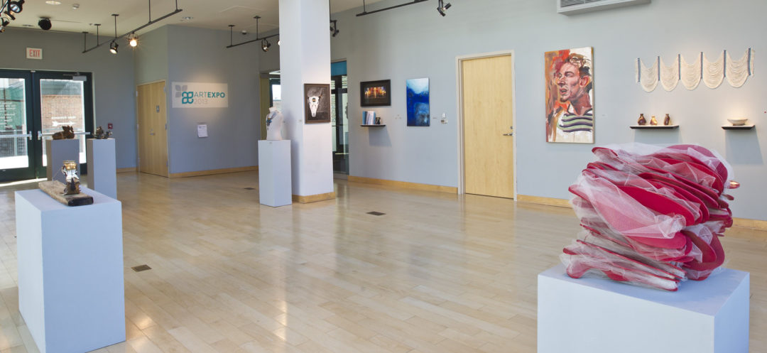 ARTEXPO 2013: Annual Juried Student Exhibition