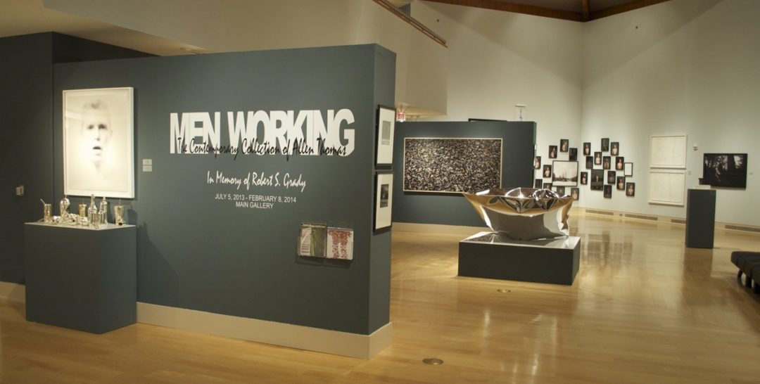 Men Working: The Contemporary Collection of Allen Thomas, Jr.