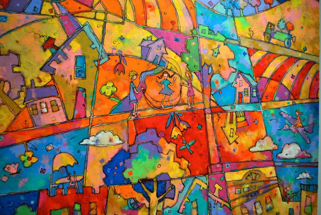 Susan Webb Tregay: Contemporary Art for Adult Children
