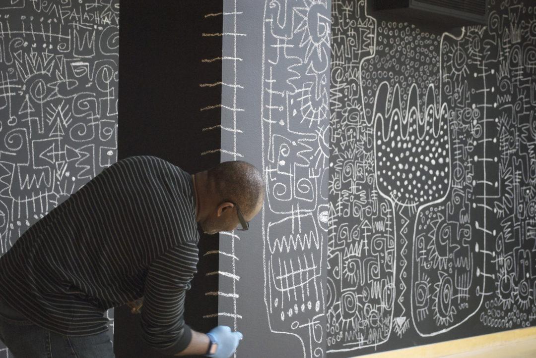 Victor Ekpuk | Drawing Memories