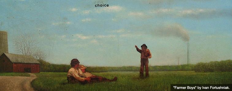 Ivan Fortushniak: In Christ Alone