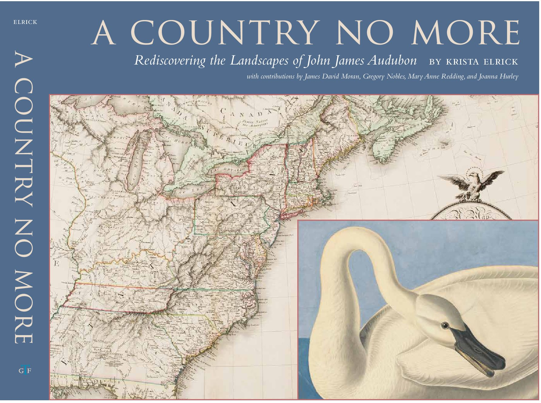 Where are the birds? Retracing Audubon: Artwork by Krista Elrick