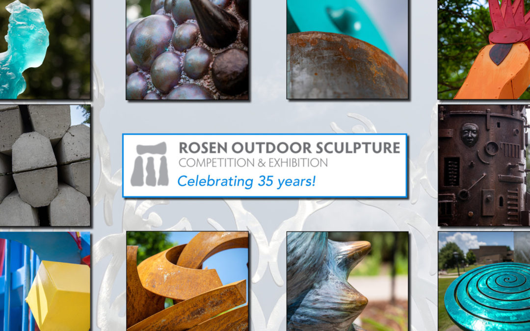 35th Rosen Sculpture Competition and Exhibition