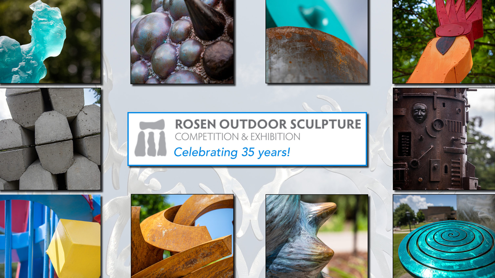 Rosen Sculpture Competition