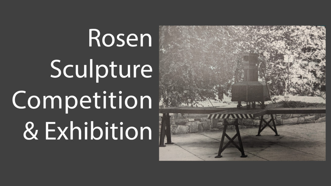 4th Rosen Outdoor Sculpture Competition & Exhibition
