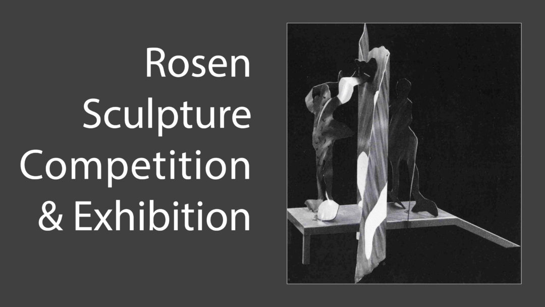 2nd Annual Rosen Outdoor Sculpture Competition & Exhibition