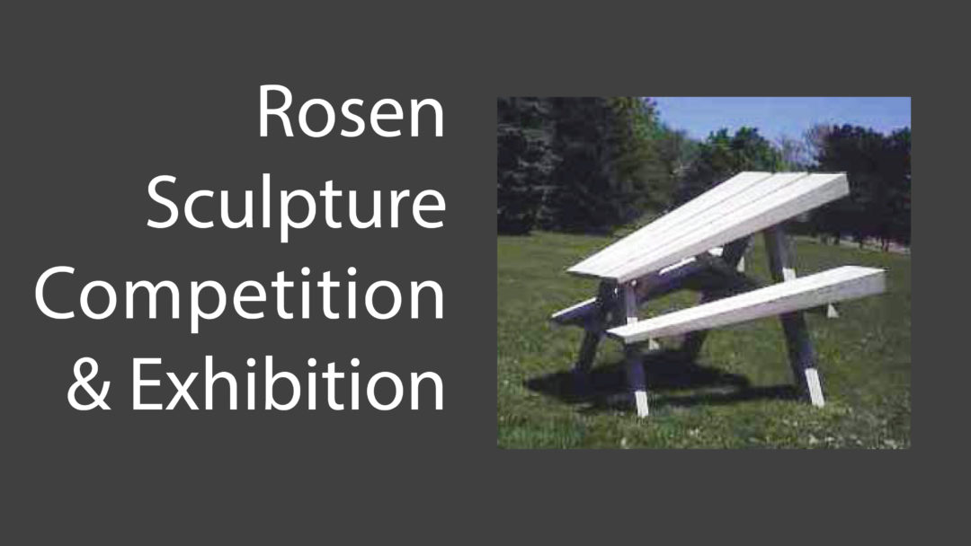 5th Rosen Outdoor Sculpture Competition & Exhibition