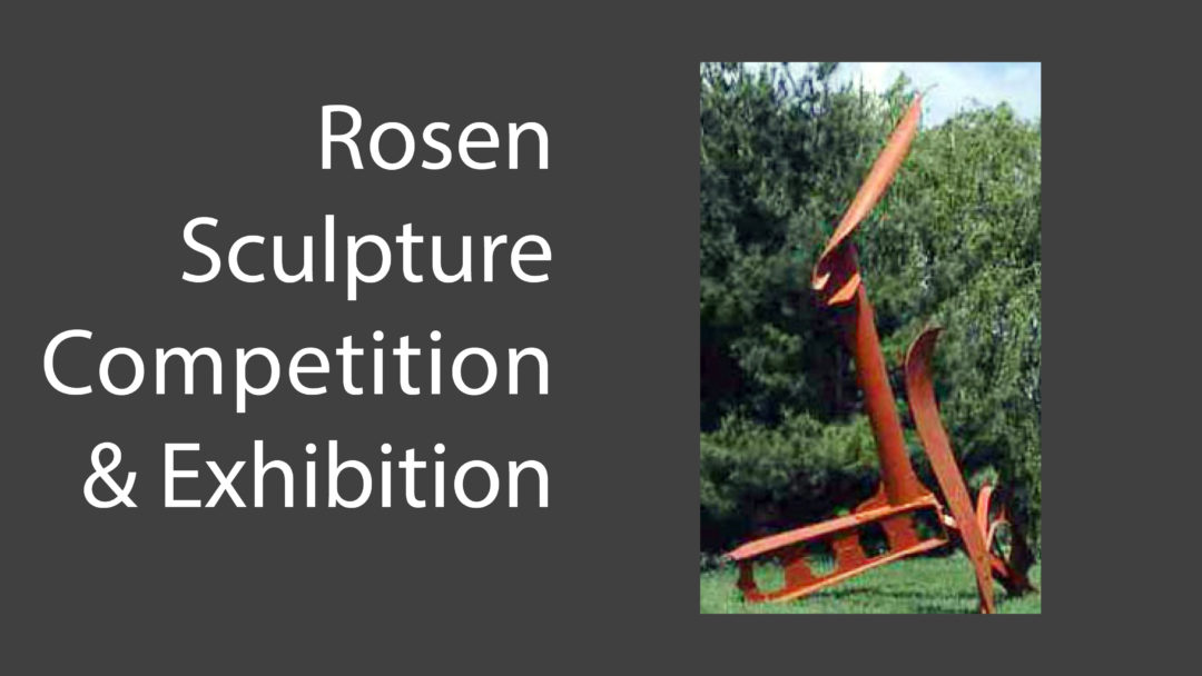 6th Rosen Outdoor Sculpture Competition & Exhibition