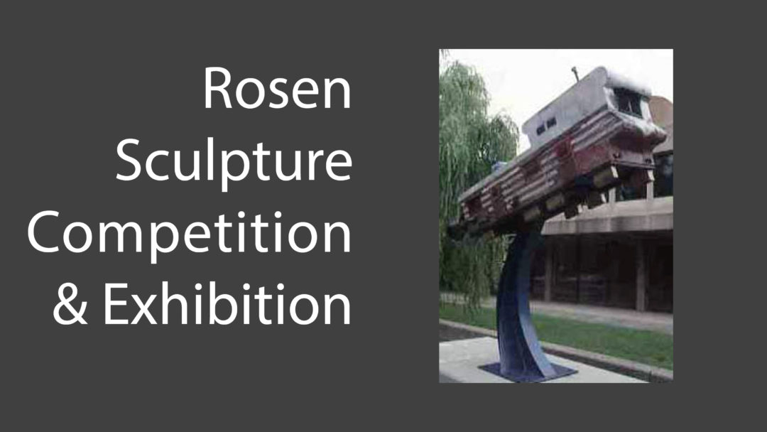 8th Rosen Outdoor Sculpture Competition & Exhibition